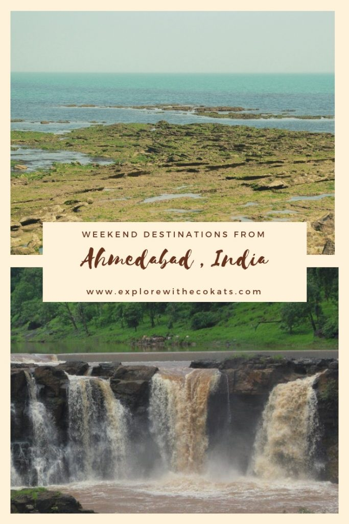 Weekend destinations from #Ahmedabad