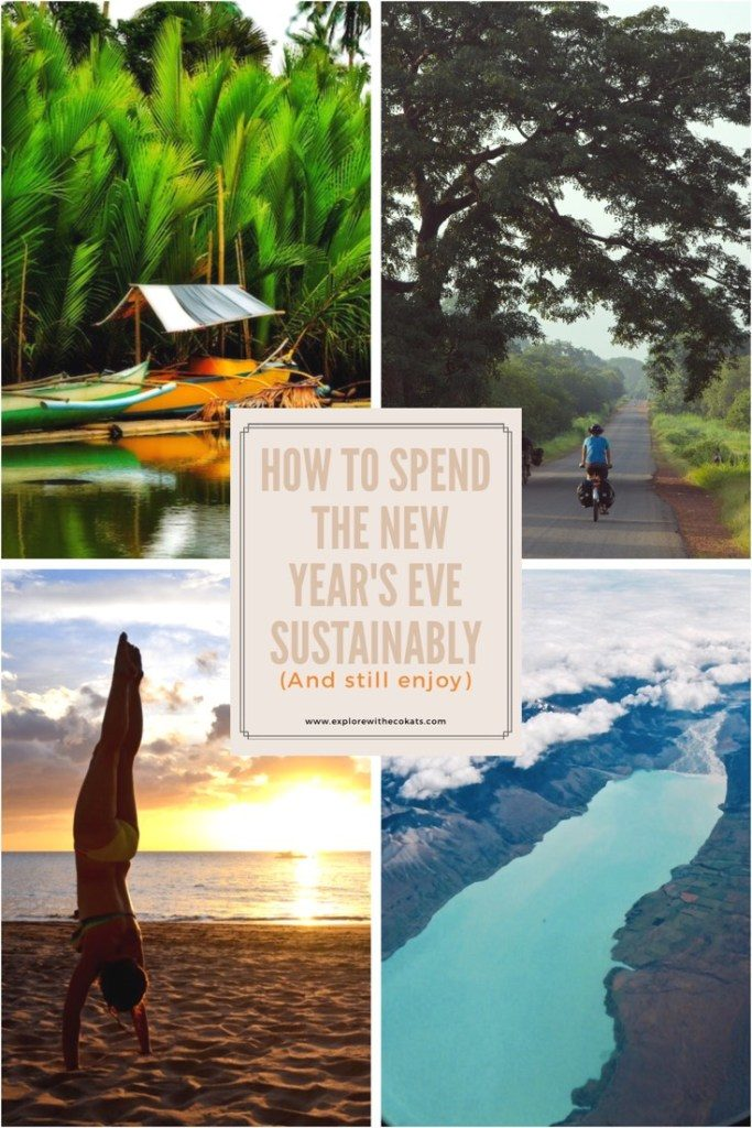 How to spend #Sustainable #NewYear'seve