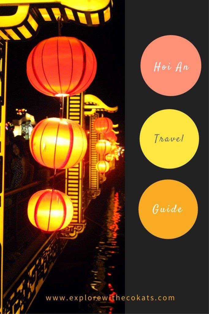 #HoiAn Travel Guide Vietnam
