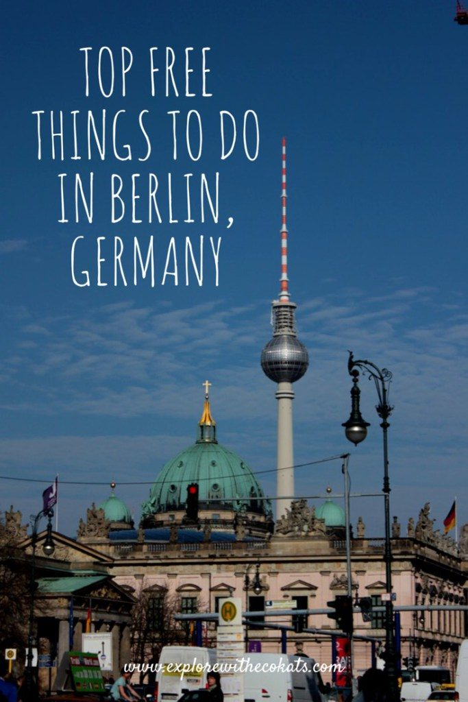Top free things to do in #Berlin #Germany