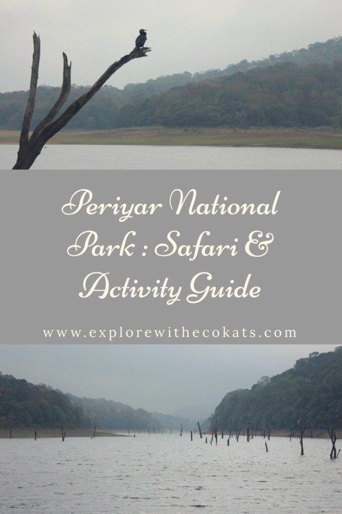 #Periyar #Nationalpark #Kerala