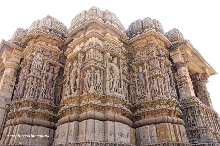 Modhera Sun temple