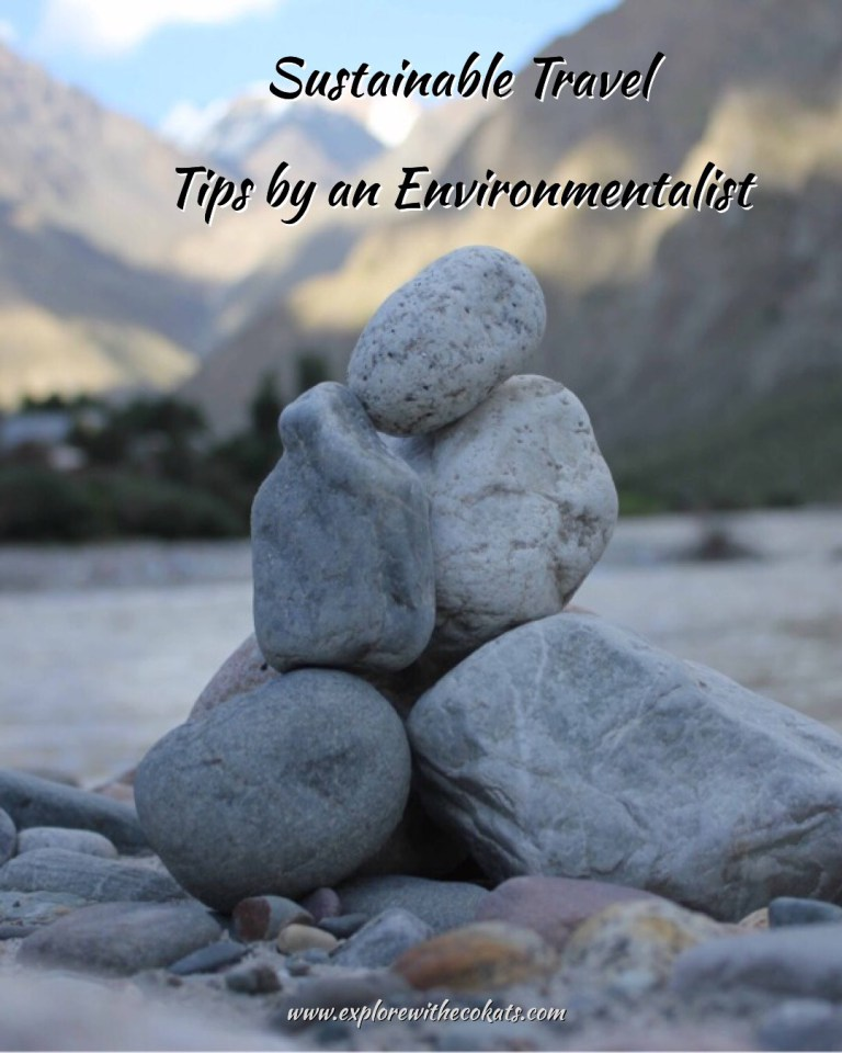 #Sustainable #travel #tips