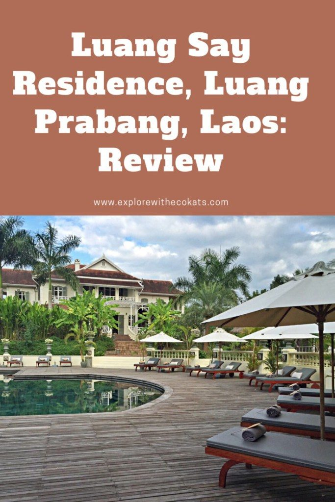 The Luang Say Residence #Laos