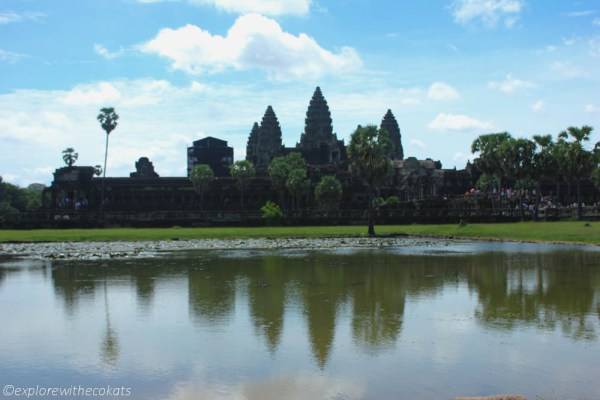 Angkor wat worth visiting