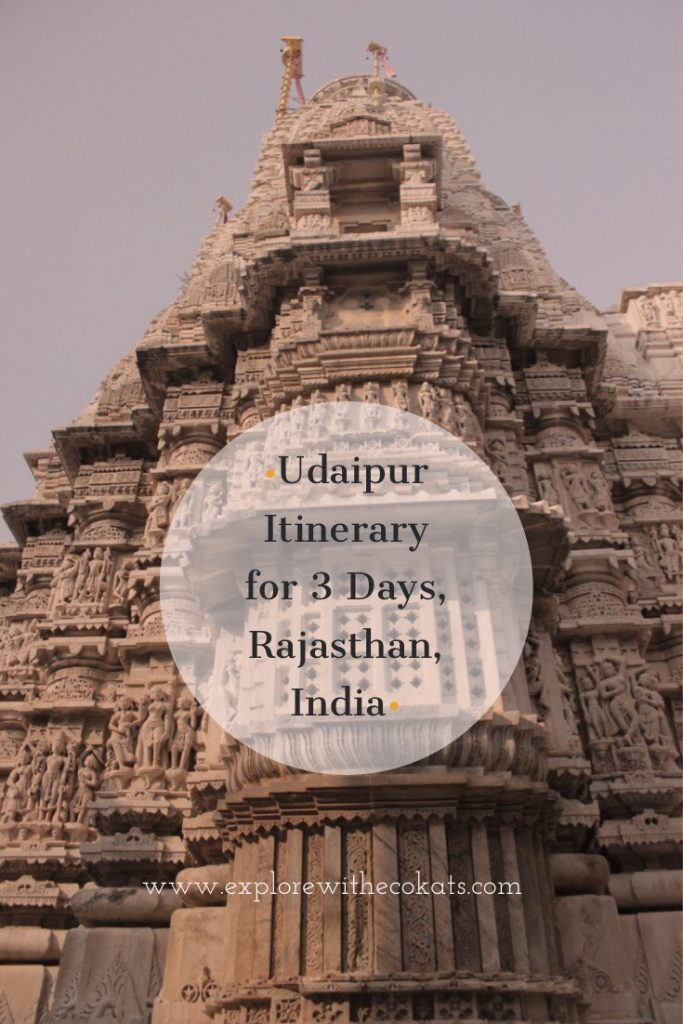 #Udaipur #Itinerary #Rajasthan