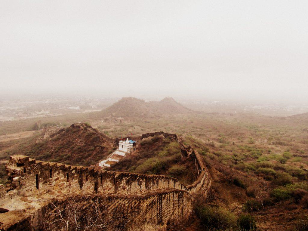 Bhujia hills, Bhuj