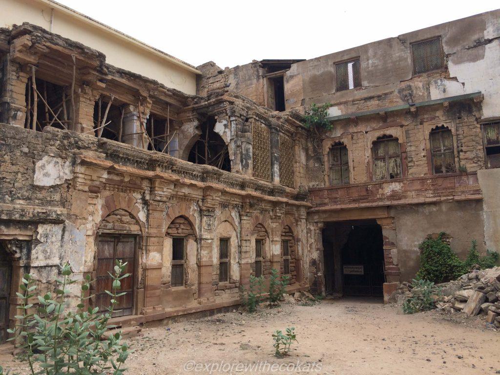 Bhuj palace