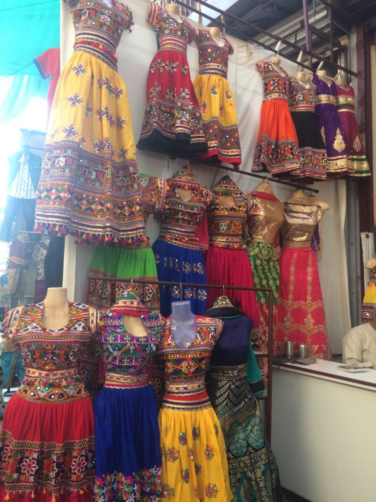 Shopping in Bhuj
