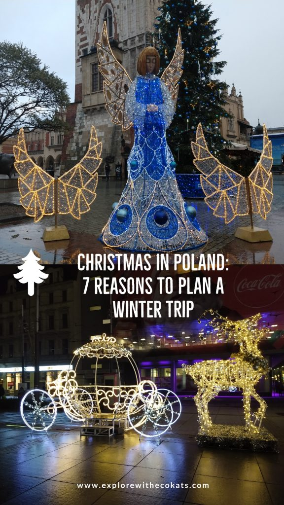 Christmas in Poland: 7 reasons to plan a winter trip to #Poland