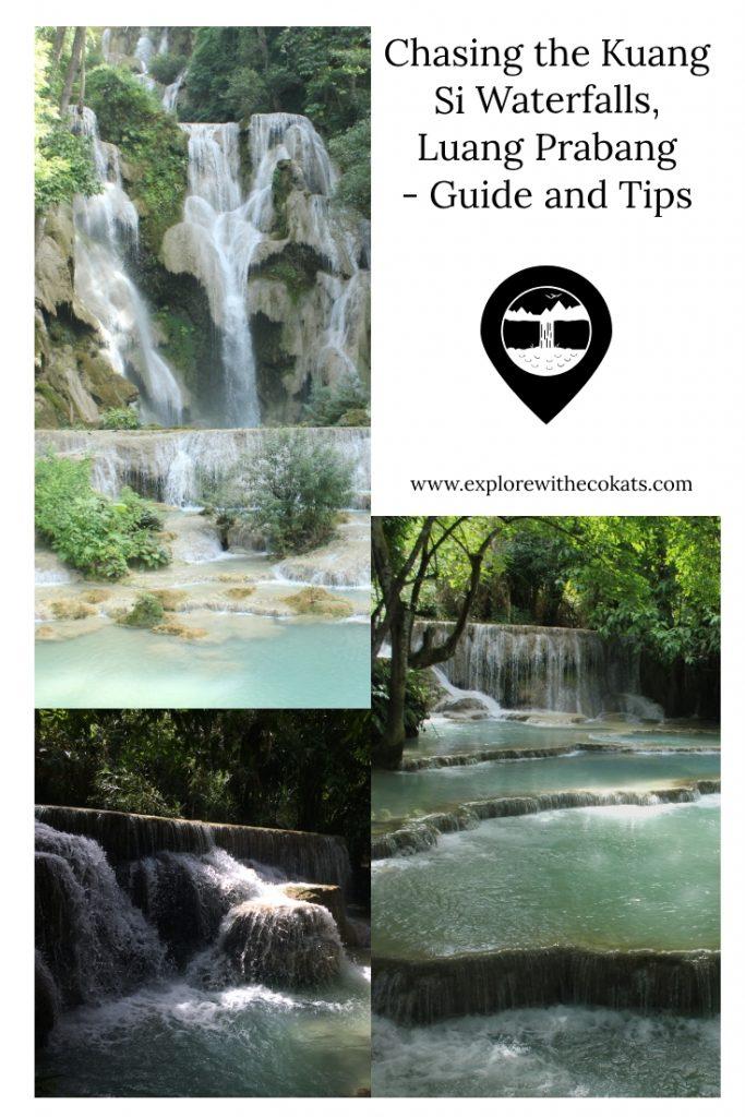 Chasing Kuang Si Waterfalls in #LuangPrabang #laos