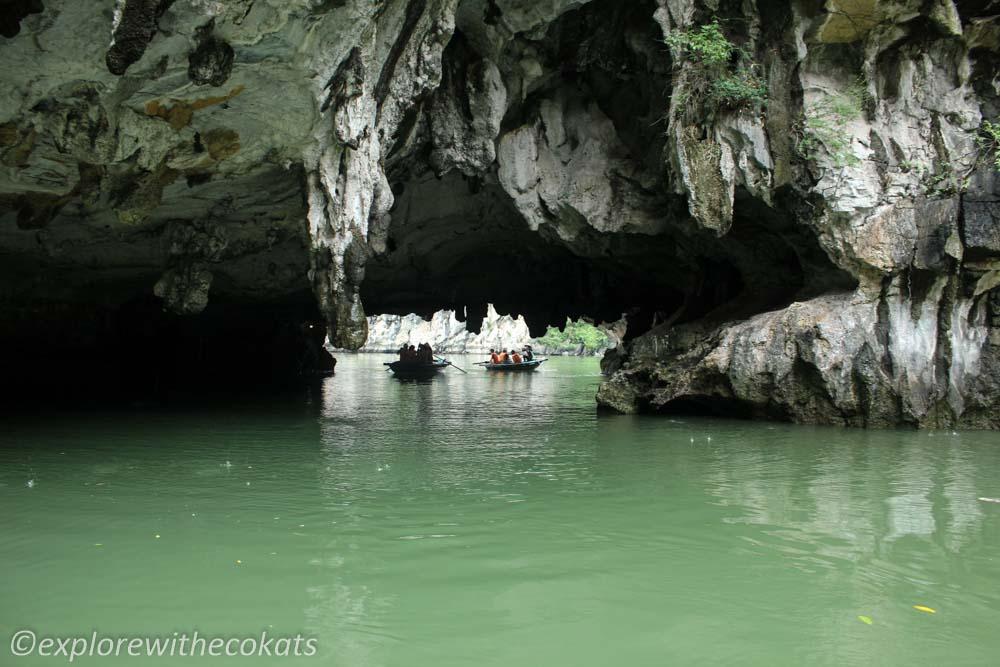 Halong Bay; 2 days in Hanoi