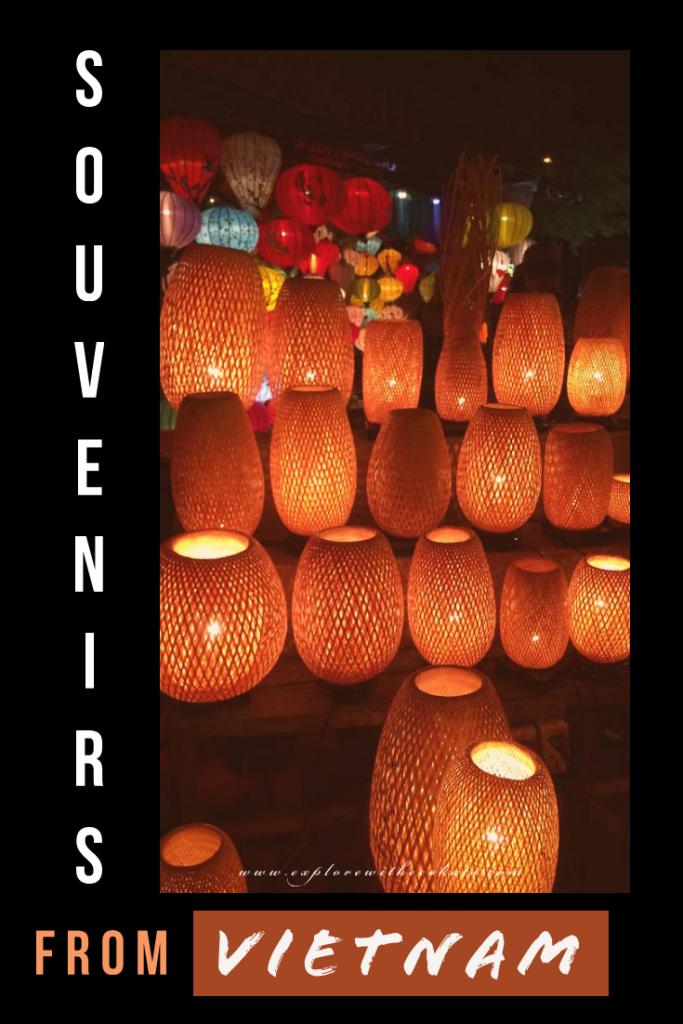 Souvenirs from Vietnam #affordablesouvenirs #vietnamsouvenirs #mustbuyinvietnam