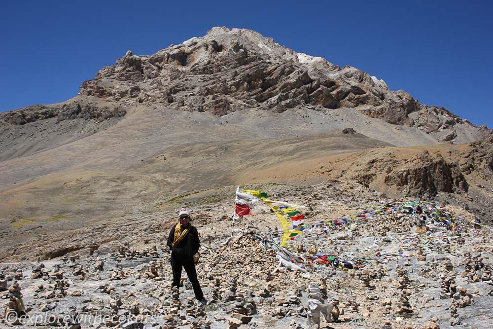 Baralach pass enroute Manali - Leh road trip