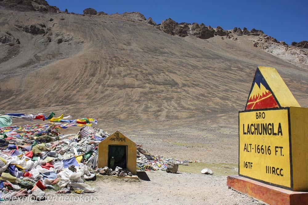 Pass Manali - Leh road trip