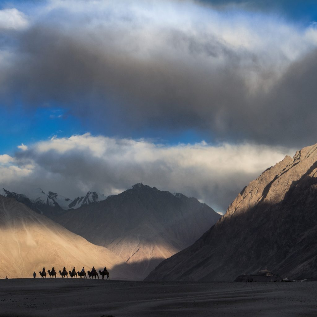 Nubra valley - Places to visit in and around Leh