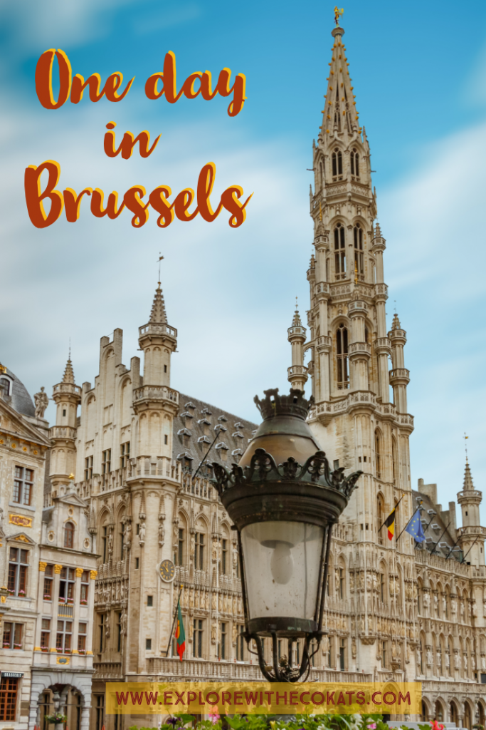 One day in Brussels: Top free things to do #brussels #belgium #europe #eurotrip #freethingsbrussels #belgianwaffle #belgianchocolates