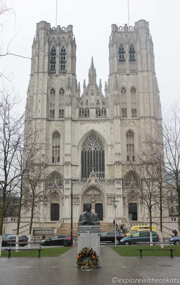 Churches in Brussels