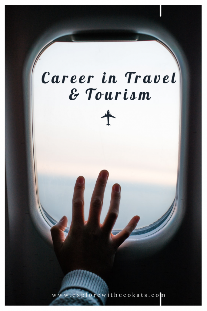 Career in travel and tourism