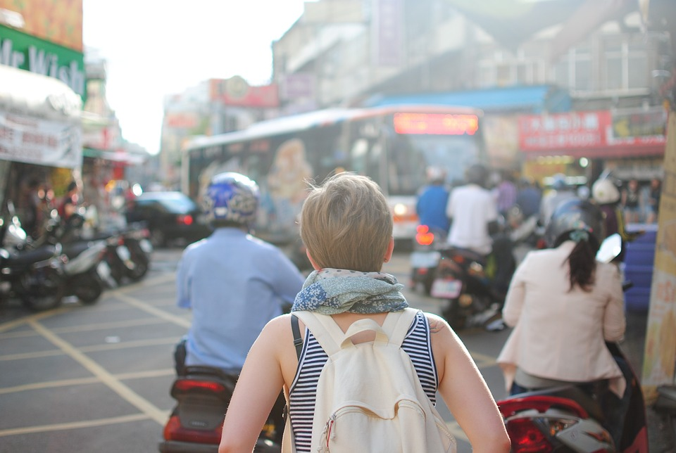 Homesickness while traveling overseas