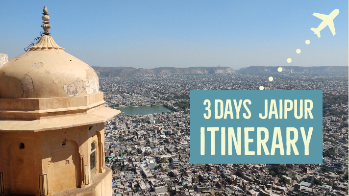 3 days Jaipur itinerary to explore the Splendour and Grandeur of the pink city - Explore with Ecokats